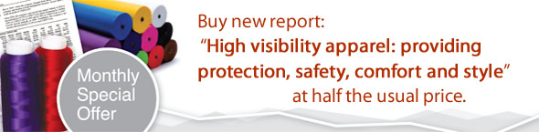 Offer: Buy 'High visibility apparel: providing protection, safety, comfort and style' during June at half the usual price!